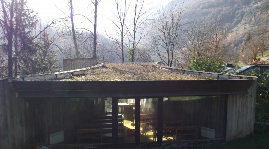 Restauration partielle d'un édifice de culte
