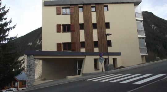 Rénovation des façades d'une copropriété
