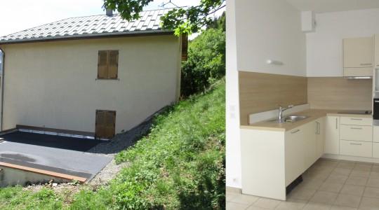 Rénovation d'un bâtiment communal