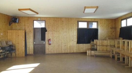 Réaménagement d'une salle polyvalente